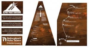 Pyramiden-Ausschnitte